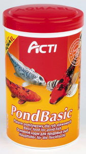 Корм Acti Pond Basic 1л.