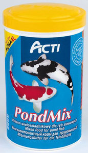 Корм Acti Pond Mix 1000 мл.