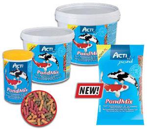 Корм Acti Pond Mix 6л.