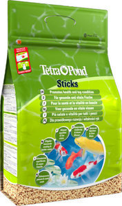 Tetra Pond Sticks (bag) 25л (палочки)