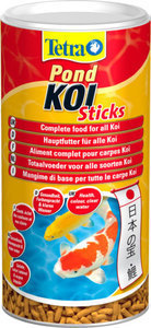 Tetra Pond Koi Sticks 1 л. палочки корм для карпов Кои
