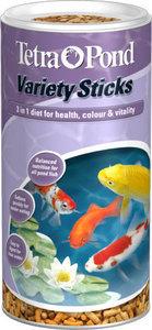Tetra Pond Variety sticks 1 л. смесь из 3 видов палочек, для всех прудовых рыб