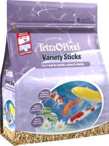 Tetra Pond Variety sticks 4 л.