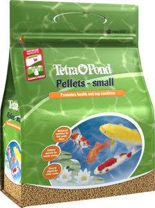 Tetra Pond Pellets small 4 л (шарики) для всех прудовых рыб