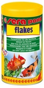 SERA pond flakes 1л.