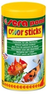 SERA pond color sticks 10л.