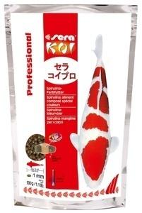 SERA KOI Professional Spirulina Color Food 1кг.