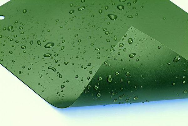 Пленка AlfaFol оливковая 1,0 мм - 6х25 м