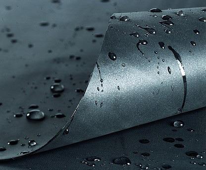 Каучуковая плёнка OASEFol 1,0 мм - 12.20х30.48 м