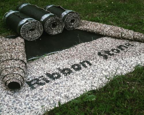 декоративное покрытие для отделки пруда